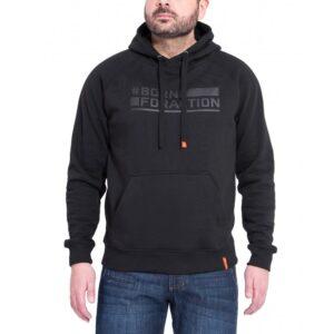 Phaeton Hood Sweater